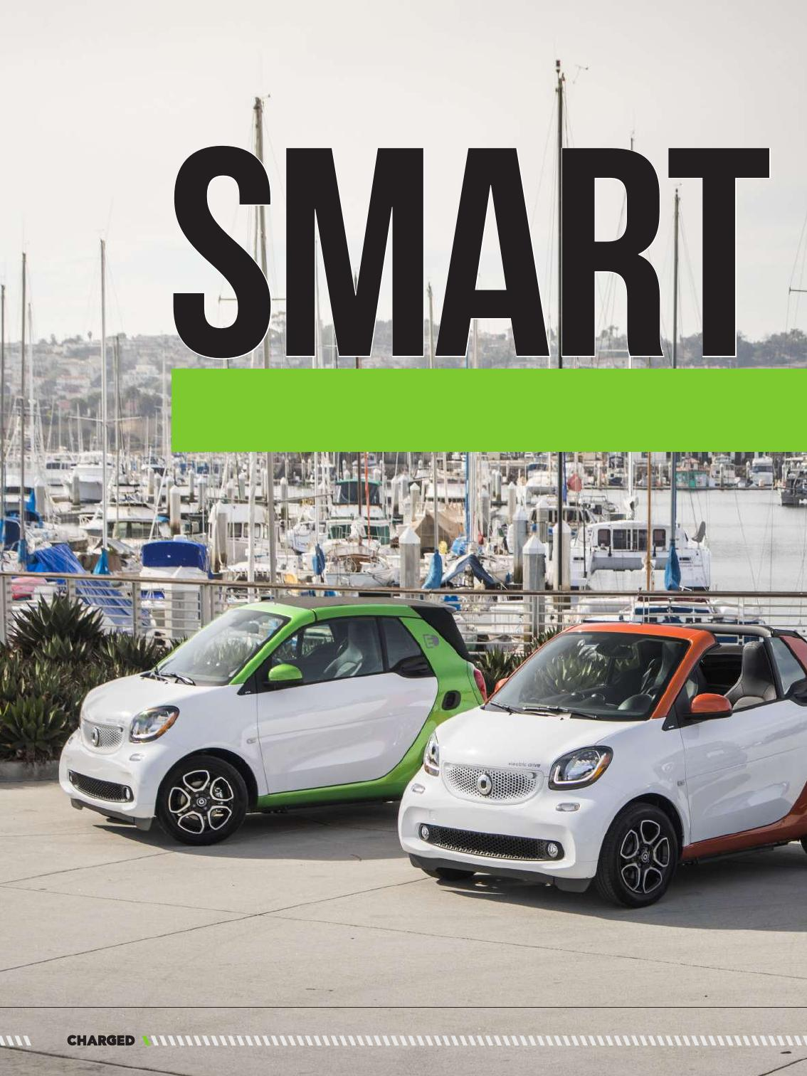 Esmart Electric Smart Fortwo Ecars Now